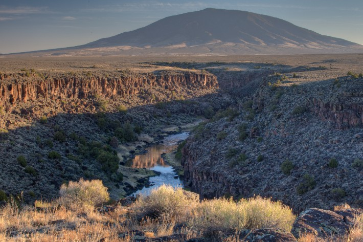 Río Grande Wild and Scenic River, Río Grande del Norte National Monument