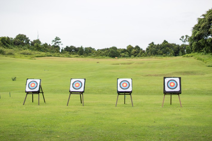 bintan lagoon resort archery