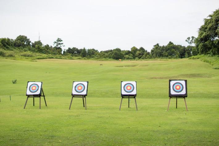 bintan lagoon resort archery, bintan travel guide