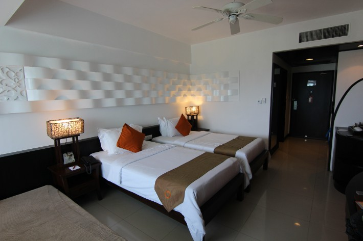 bintan lagoon resort room