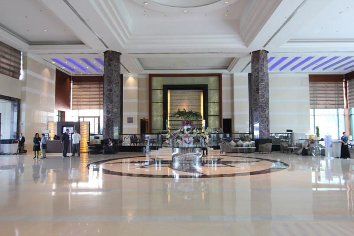 Radisson Blu Cebu entrance