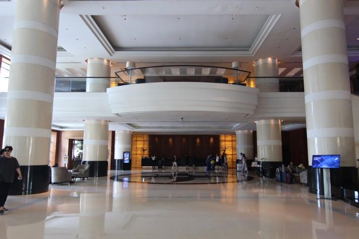 Radisson Blu Cebu reception
