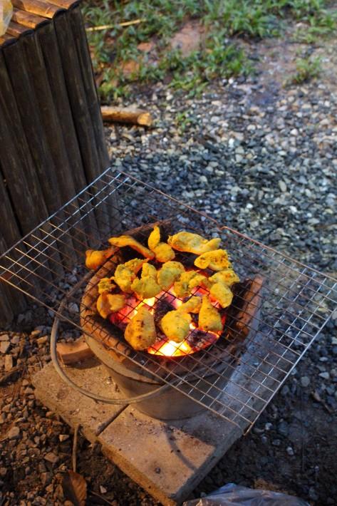 anurak community lodge khao sok national park jungle cooking
