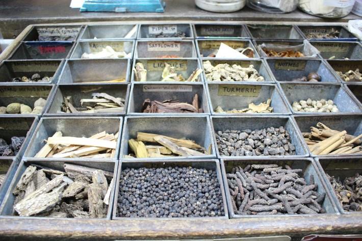 Phuket Old Town tang chun yuan oldest herb store