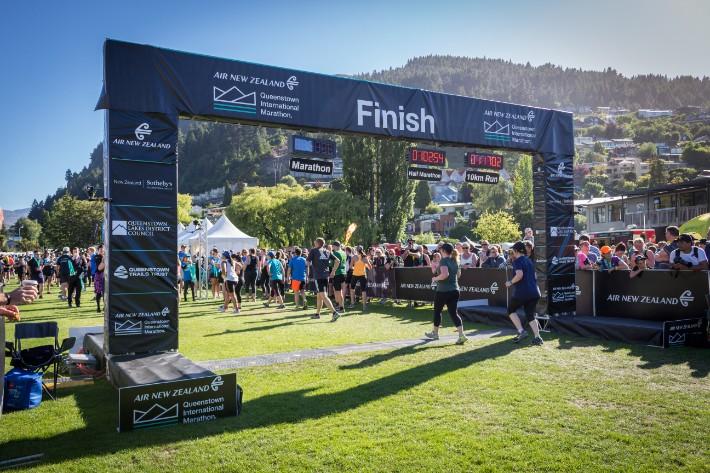Running My First Overseas Marathon – The Air New Zealand Queenstown International Marathon