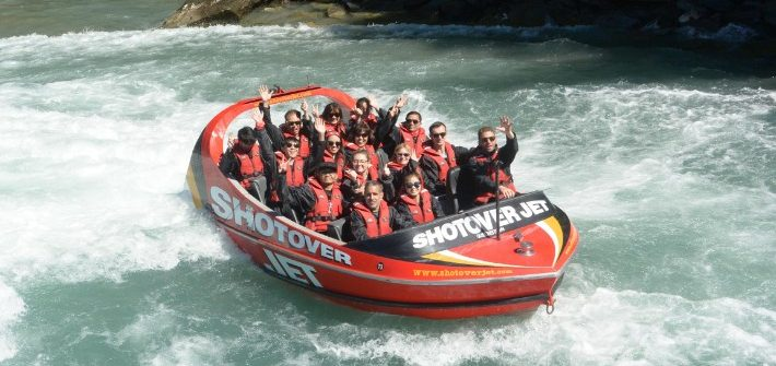 Shotover Jet new zealand queenstown