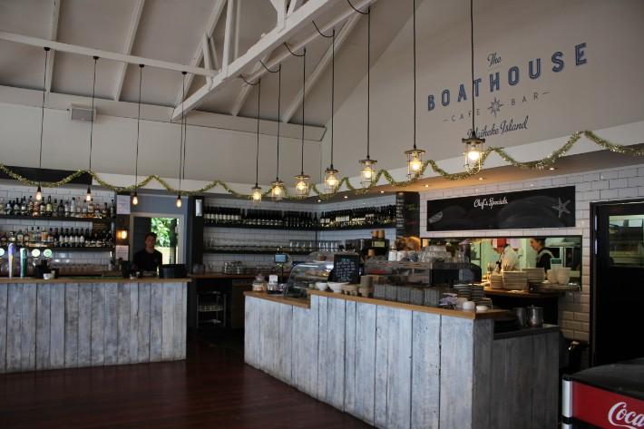 waiheke new zealand boathouse cafe bar