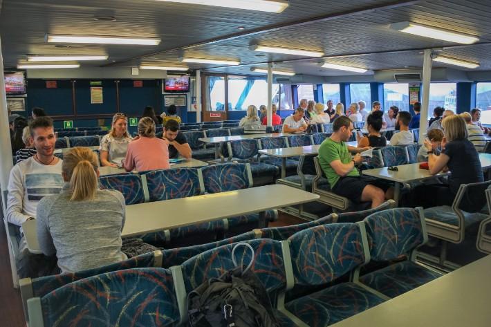 waiheke new zealand fullers ferry