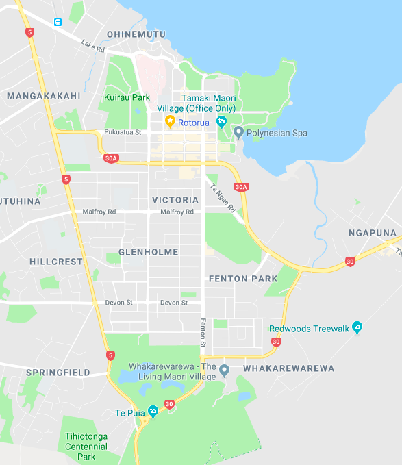 Map Of Rotorua New Zealand.5 Unmissable Things To Do In Rotorua New Zealand If You Re
