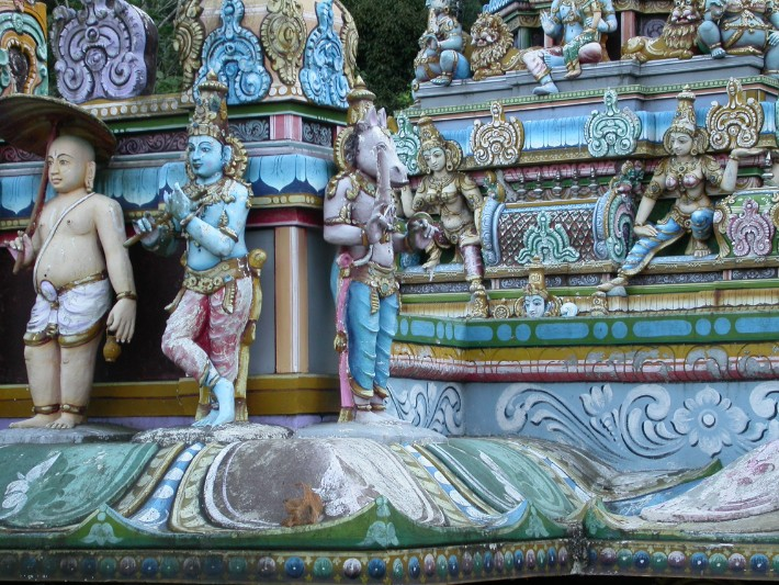 SRI LANKA TEMPLE itinerary
