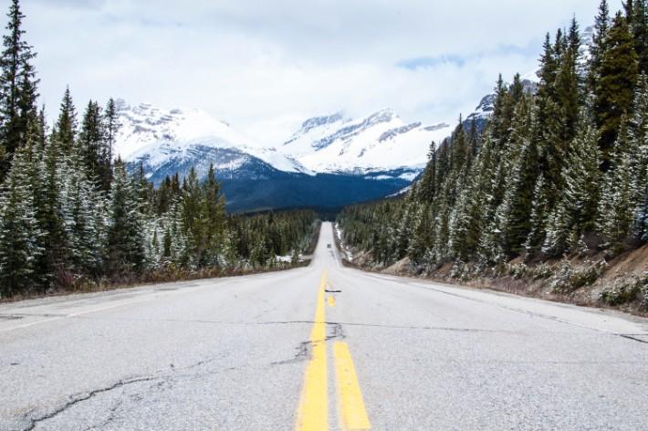 Athabasca Glacier, Canada, canada road trip itinerary, Canada scenic drives