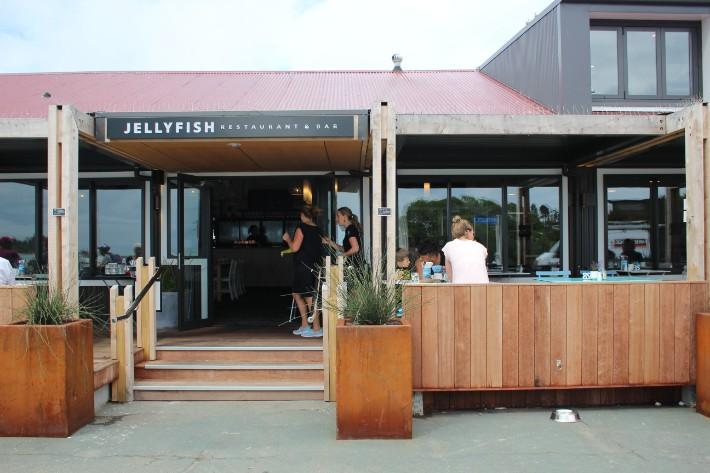 jellyfish restaurant, Great Taste Trail Nelson, New Zealand