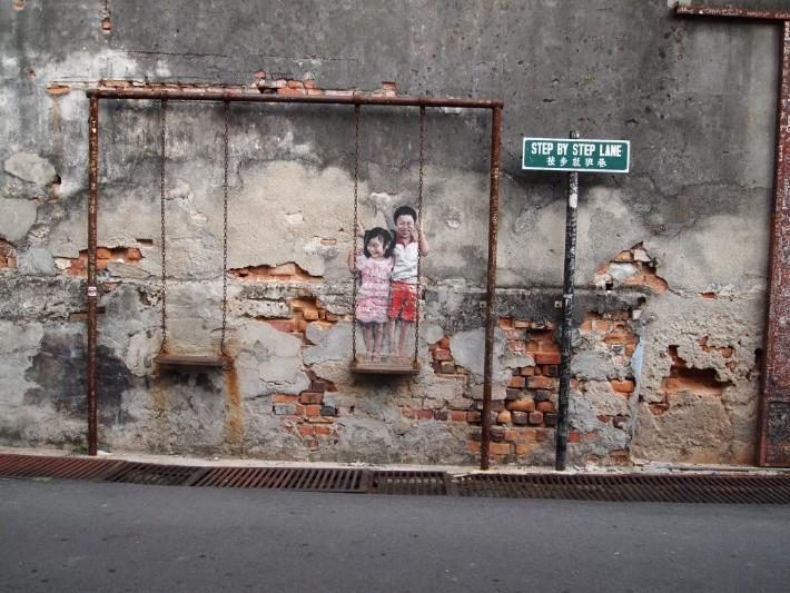 Penang Street Art - 14 Favourite Wall Murals You\'d Come to Penang ...