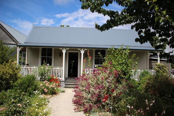 the grape escape garden, Great Taste Trail Nelson, New Zealand