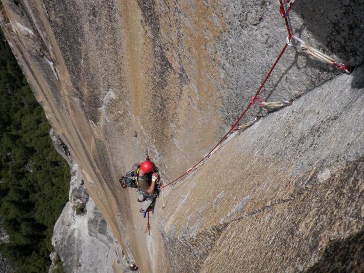 Rock Climbing & Bouldering in Yosemite National Park, California, USA