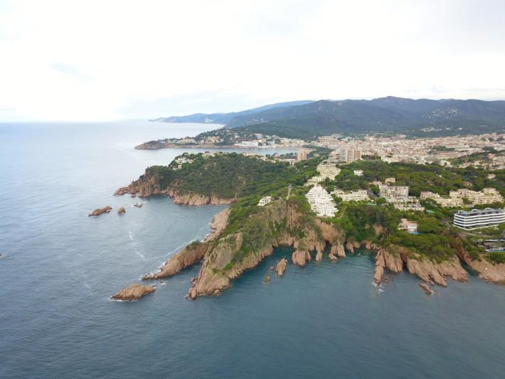 Costa Brava, Catalunya, Spain - scotteddy; Best drones for travel