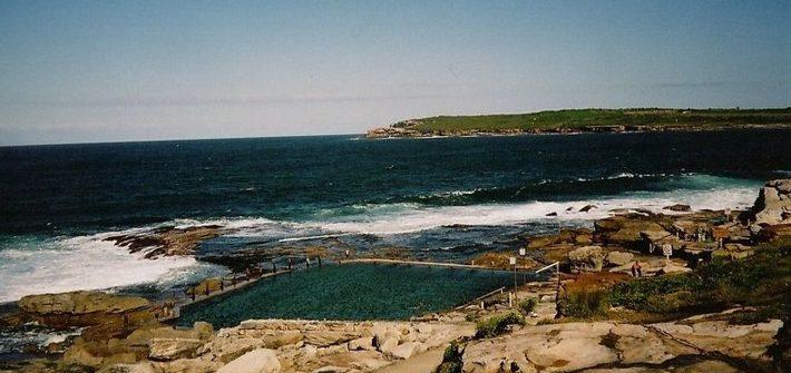 Mahon-Pool, sydney australia