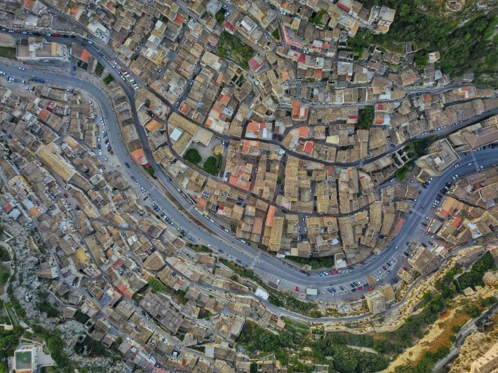 Modica, Sicily, Italy; Best drones for travel