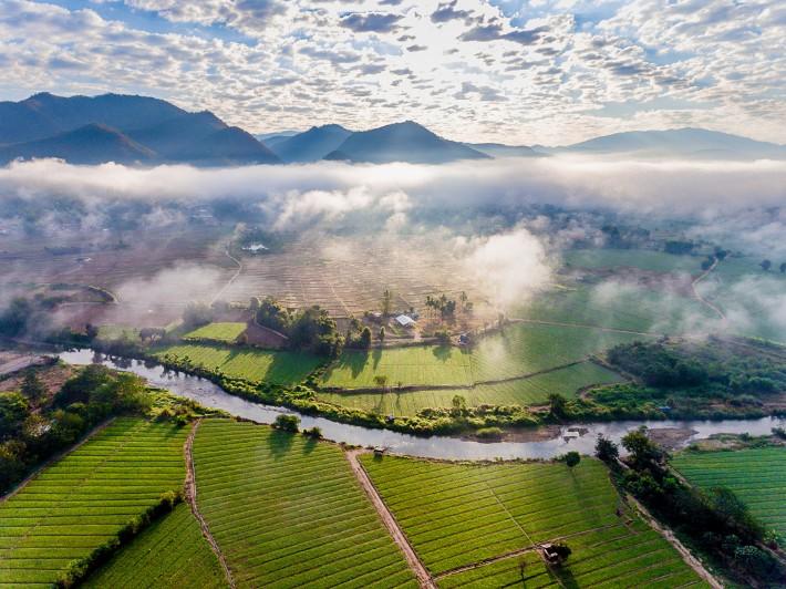 Pai-Thailand-Drone-NOMADasaurus; Best drones for travel