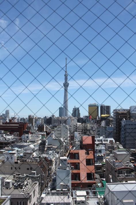 Red Planet Tokyo Asakusa view skytree