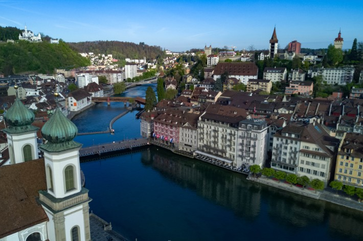 lucerne, switzerland - katherinebelarmino; Best drones for travel