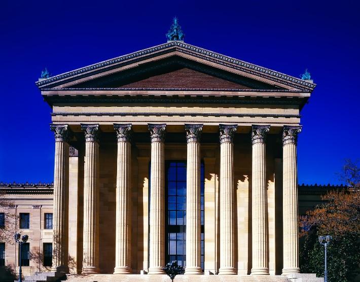 museum of art, Philadelphia, Pennsylvania