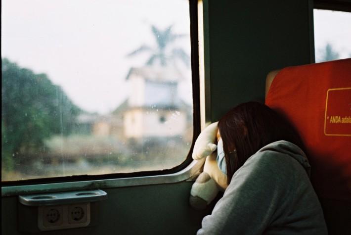 train transport sleep