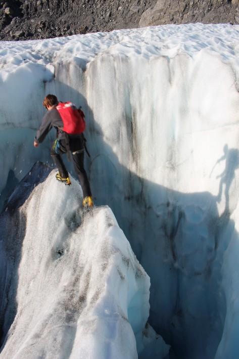 fox glacier hiking, new zealand