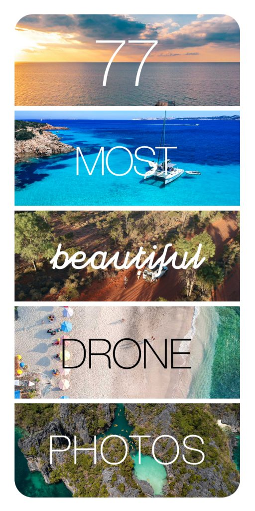 77 of these ultimate drone photos around the world! #dronephotography #drone #dji