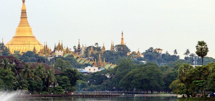 yangon-pagoda, Myanmar