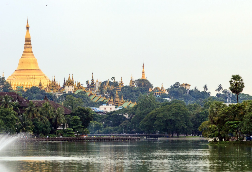 Exploring Yangon, Myanmar on a Budget