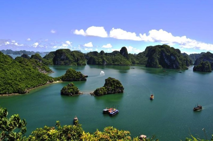 ha long, Vietnam-Cambodia Tour itinerary