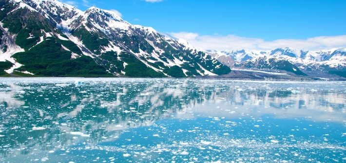 hubbard glacier bay alaska