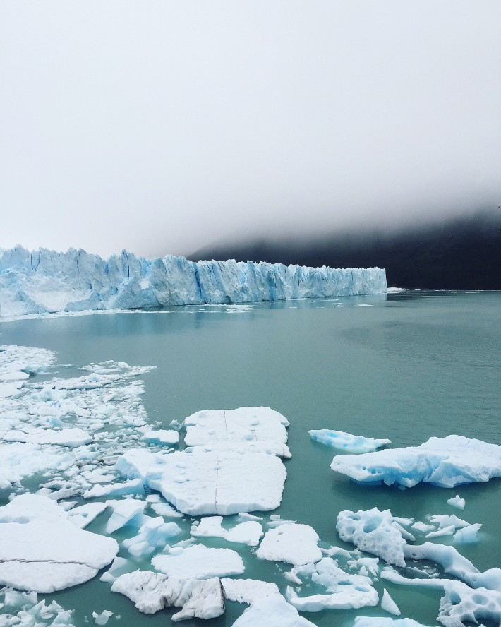 ice caps, hubbard glacier bay alaska