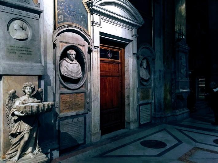 sant-agostino rome italy
