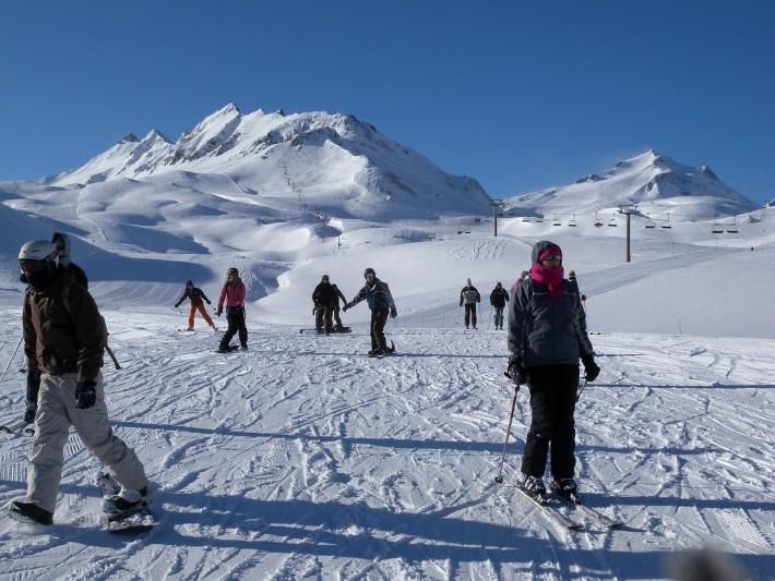 France snow, Best Ski Tracks in the World