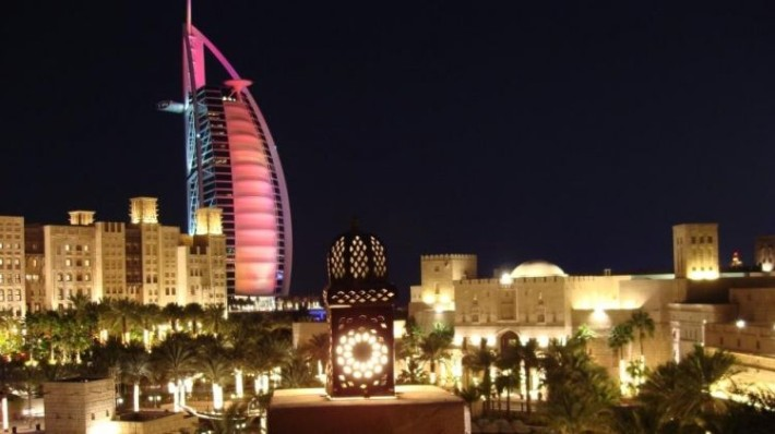 Top Things to Do in Dubai at Night