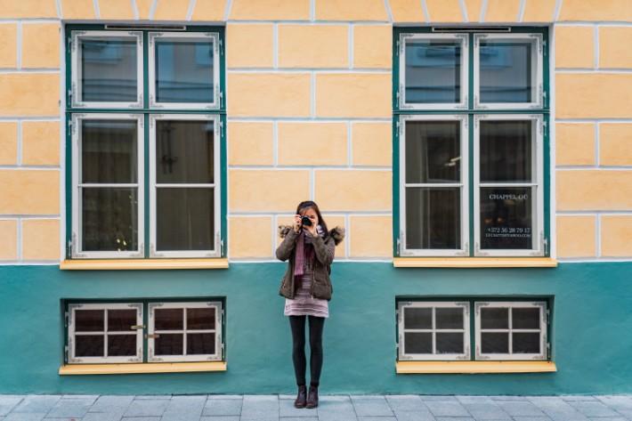girl photography tallinn, estonia