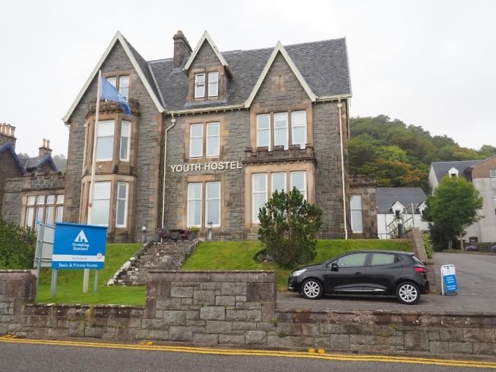 oban youth hostel, hostelling scotland, scotland itinerary
