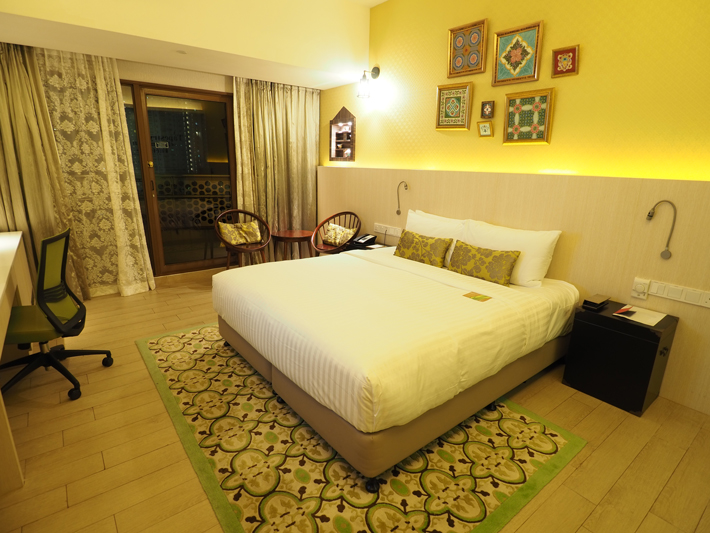 Village Katong Hotel's Made-In-Singapore Peranakan room