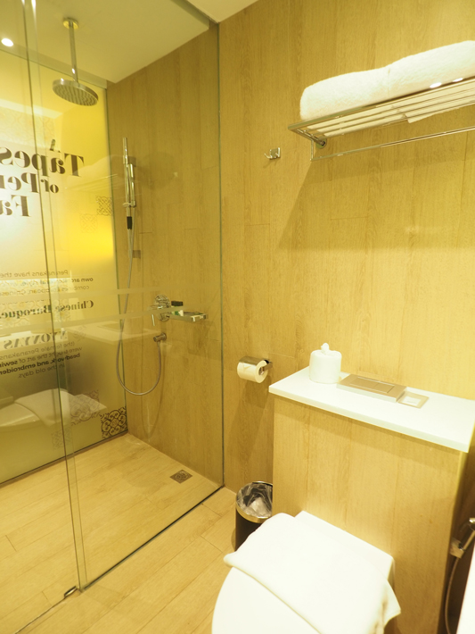 Village Katong Hotel's Made-In-Singapore bathroom