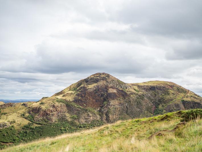 arthur's seat, edinburgh ghost tours, scotland