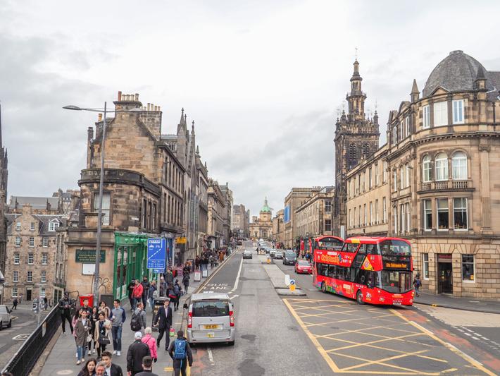 bus tours, edinburgh ghost tours old town, scotland
