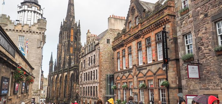 edinburgh ghost tours old town, scotland