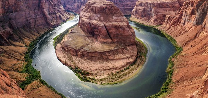 horseshoe bend grand canyon antelope-U.S.A Trip destination