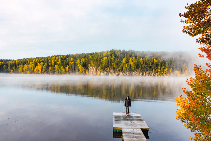 Green Window, Nuuksio National Park, Finland - Hotel Review | Bel Around  The World