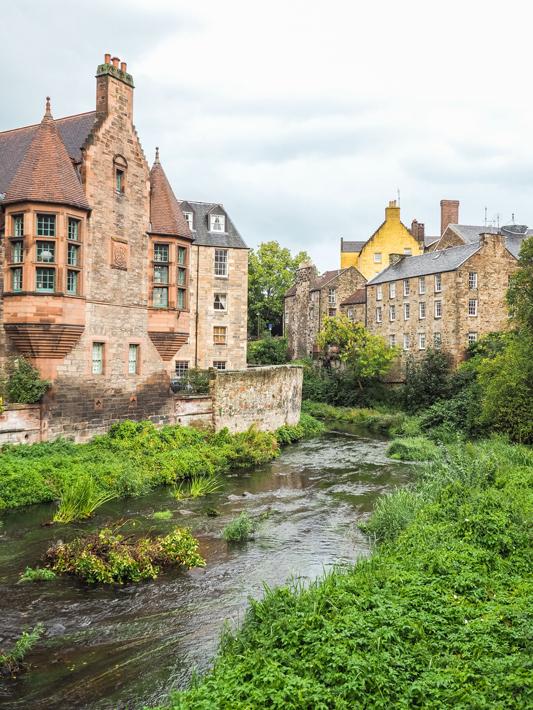 nature stockbridge, edinburgh, scotland