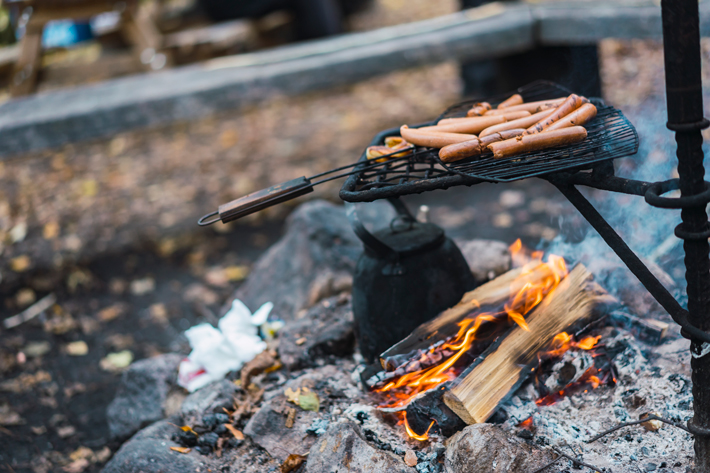outdoor camping, Nuuksio National Park