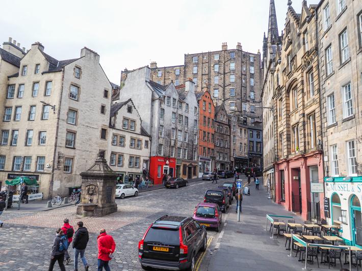 streets, edinburgh ghost tours old town, scotland