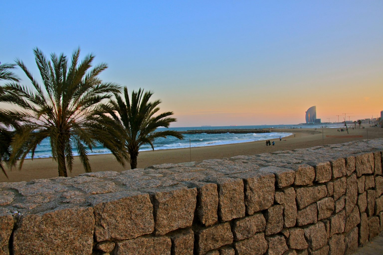 Barceloneta, Barcelona neighbourhood, where to stay in barcelona